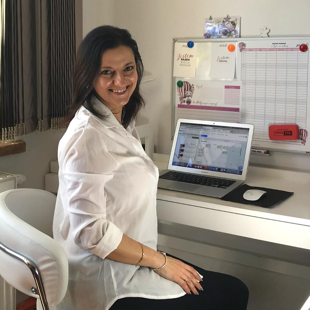 Lucyna Malik - audyt profili w mediach społecznościowych