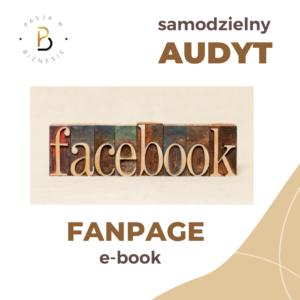 Samodzielny audyt strony firmowej na Facebooku